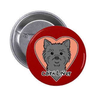 Cairn Lover Pinback Buttons