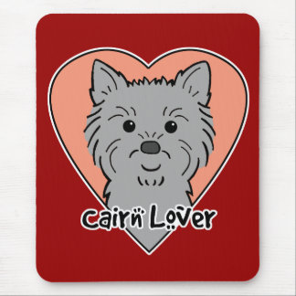 Cairn Lover Mouse Pad