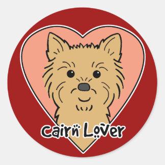 Cairn Lover Sticker