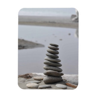 Cairn - Rock Stacking Magnet