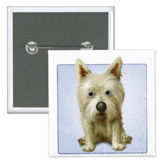 Cairn Terrier 1 Pinback Button