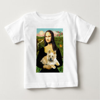 Cairn Terrier 23 - Mona Lisa Baby T-Shirt