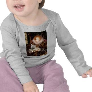 Cairn Terrier 4 - Queen T Shirt
