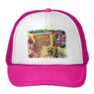 Cairn Terrier Art Gifts Trucker Hat
