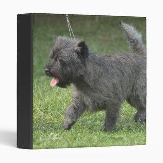 Cairn Terrier Binders