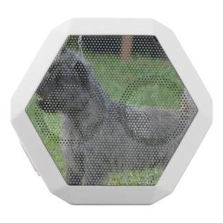 Cairn Terrier White Boombot Rex Bluetooth Speaker