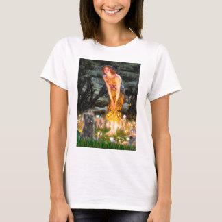 Cairn Terrier (Brindle 21) - MidEve T-Shirt