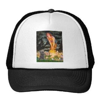 Cairn Terrier (Brindle 21) - MidEve Trucker Hat