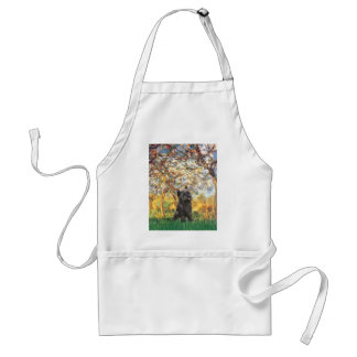 Cairn Terrier (Brindle 21) - Spring Adult Apron