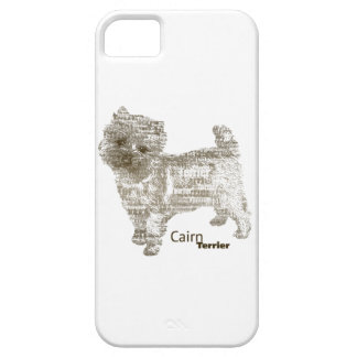 Cairn Terrier Case - TypoDoggies