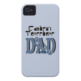 Cairn Terrier DAD iPhone 4 Case-Mate Cases