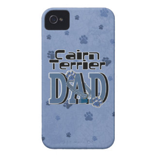 Cairn Terrier DAD iPhone 4 Case-Mate Case