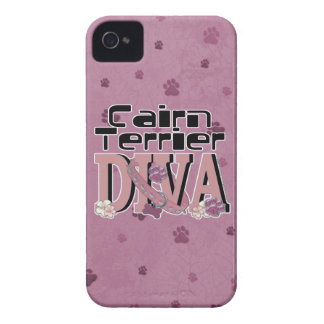 Cairn Terrier DIVA iPhone 4 Case-Mate Cases