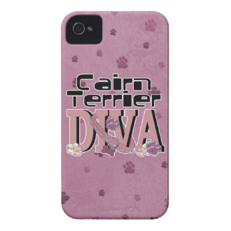 Cairn Terrier DIVA iPhone 4 Cover