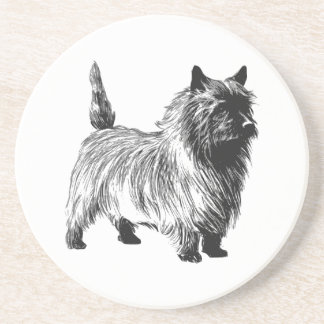Cairn Terrier Dog Coasters