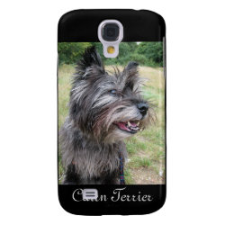 Case-Mate Barely There Samsung Galaxy S4 Case with Cairn Terrier Phone Cases design