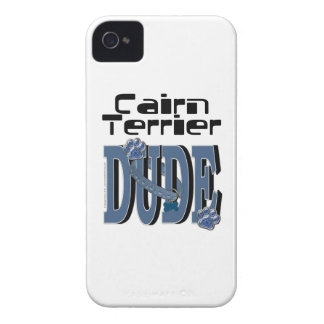 Cairn Terrier DUDE iPhone 4 Case-Mate Cases