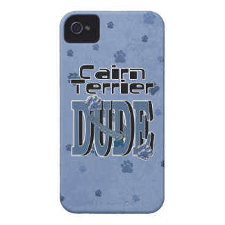 Cairn Terrier DUDE Case-Mate iPhone 4 Case