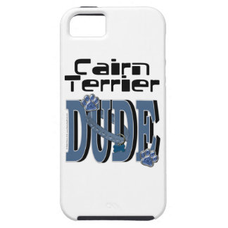 Cairn Terrier DUDE iPhone SE/5/5s Case