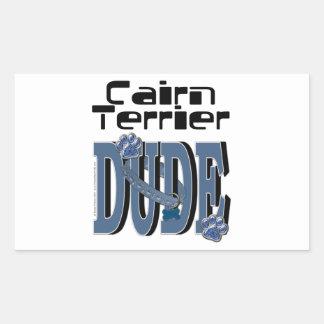 Cairn Terrier DUDE Stickers