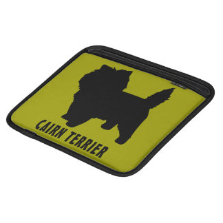 Cairn Terrier Sleeve For iPads