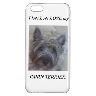 Cairn Terrier iPhone 5 Case