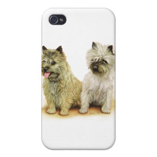 Cairn Terrier Cases For iPhone 4