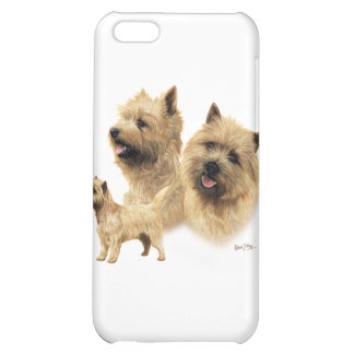 Cairn Terrier Case For iPhone 5C