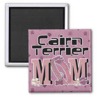 Cairn Terrier MOM Magnets