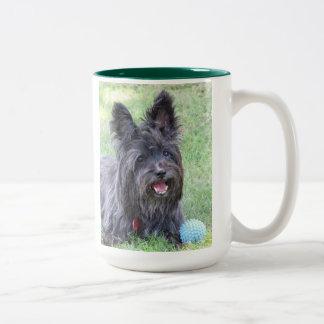 cairn terrier mug