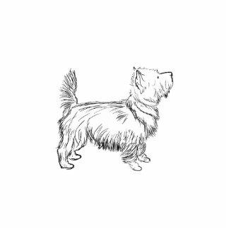 Cairn Terrier Photo Statuette