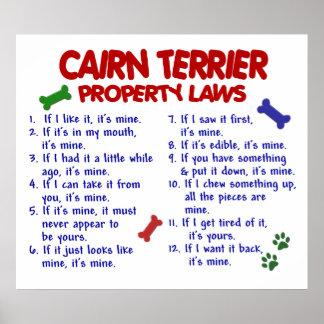 CAIRN TERRIER PL2 PRINT