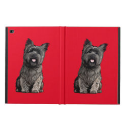 Powis iPad Air 2 Case with Cairn Terrier Phone Cases design
