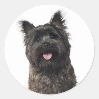 Cairn Terrier Puppy Dog Stickers