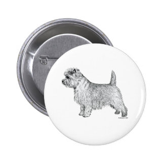 Cairn Terrier Side Pins