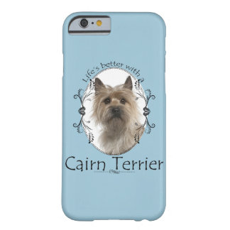 Cairn Terrier Smartphone Case Barely There iPhone 6 Case