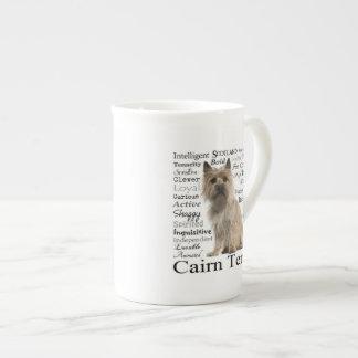 Cairn Terrier Traits Bone China Mug Tea Cup