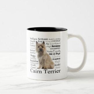 Cairn Terrier Traits Mug