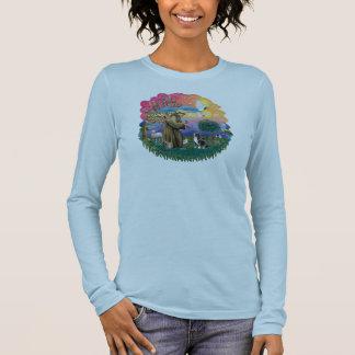 Cairn Terrier (wheaten 3) Long Sleeve T-Shirt