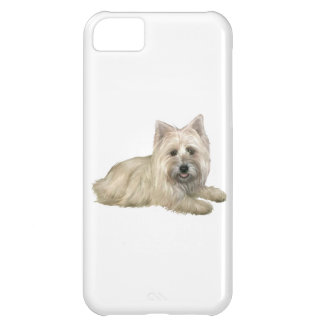 Cairn Terrier (Wheaten) - lying down iPhone 5C Cover