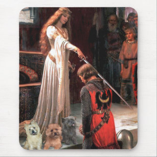 Cairn Terriers (Three) - The Accolade Mouse Pad