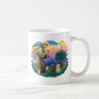 Cairn Terriers (two) Coffee Mug