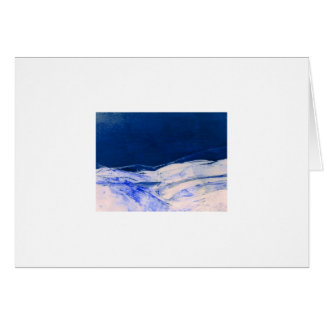 cairngorms at night card