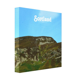 Cairngorms National Park Stretched Canvas Prints