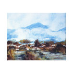 Cairngorms Stretched Canvas Print