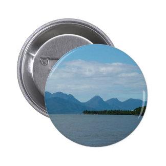 Cairns Inlet Pinback Button