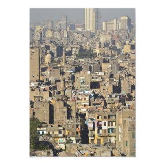 Cairo Cityscape Card