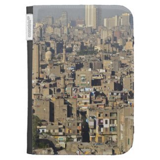 Cairo Cityscape Kindle Case