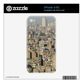 Cairo Cityscape iPhone 4 Decals