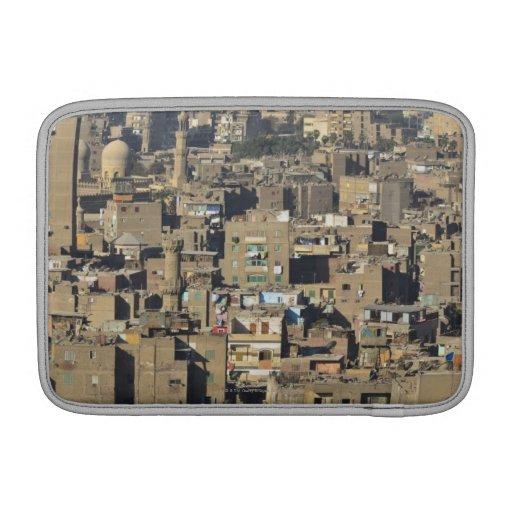 Cairo Cityscape MacBook Sleeves